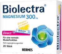 BIOLECTRA Magnesium Direct Pellets
