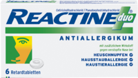 REACTINE duo Retardtabletten