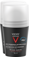 VICHY HOMME Deo Roll-on für sensible Haut 48h DP